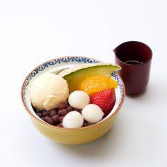 小倉アイスみつ豆